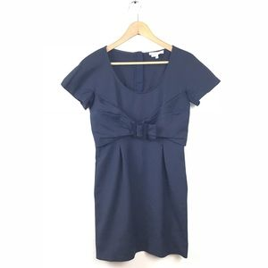 See by Chloe Dress Belt Bow Short Sleeve Scoop 6